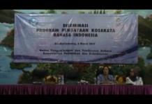 Kantor Bahasa Lampung Usulkan 600 Kosakata Masuk Dalam KBBI
