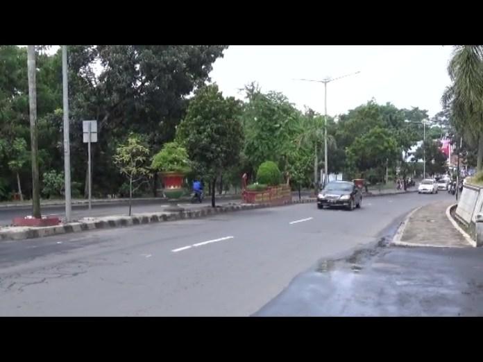 Kondisi Jalan Provinsi Lampung Masih Tujuh Puluh Persen Mantap