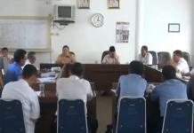 Komisi III DPRD Pangil PDAM Lamtim Dugaan Pungli