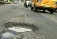 DPRD Minta Perbaikan Jalan Jelang Mudik