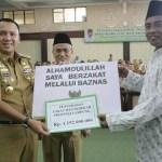 Potensi Rp1,8 Triliun, Gubernur Lampung Canangkan Gerakan Zakat Daerah