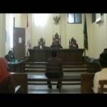 Bekas Kadis Kominfo Pringsewu Divonis 1 Tahun