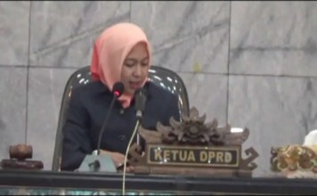 Dikritisi DPRD, Wali Kota Metro Legawa