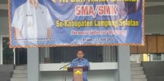 Tenaga Pendidik Bersinergi Membangun Pendididkan Provinsi Lampung
