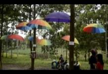 Wisata Edukasi Kampung Pelangi Tarik Pengunjung