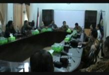 Pelajari KUA- PPAS,DPRD Bekasi Sambangi Metro