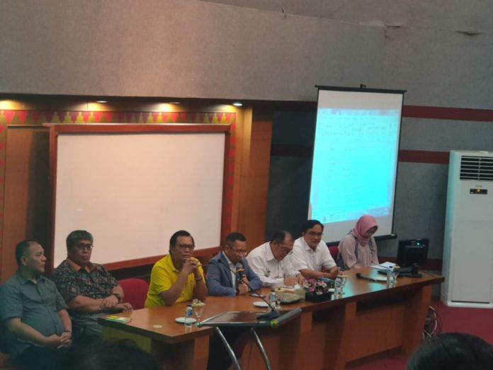 Rombak Manajemen, KONI Lampung Target 10 Besar PON Papua