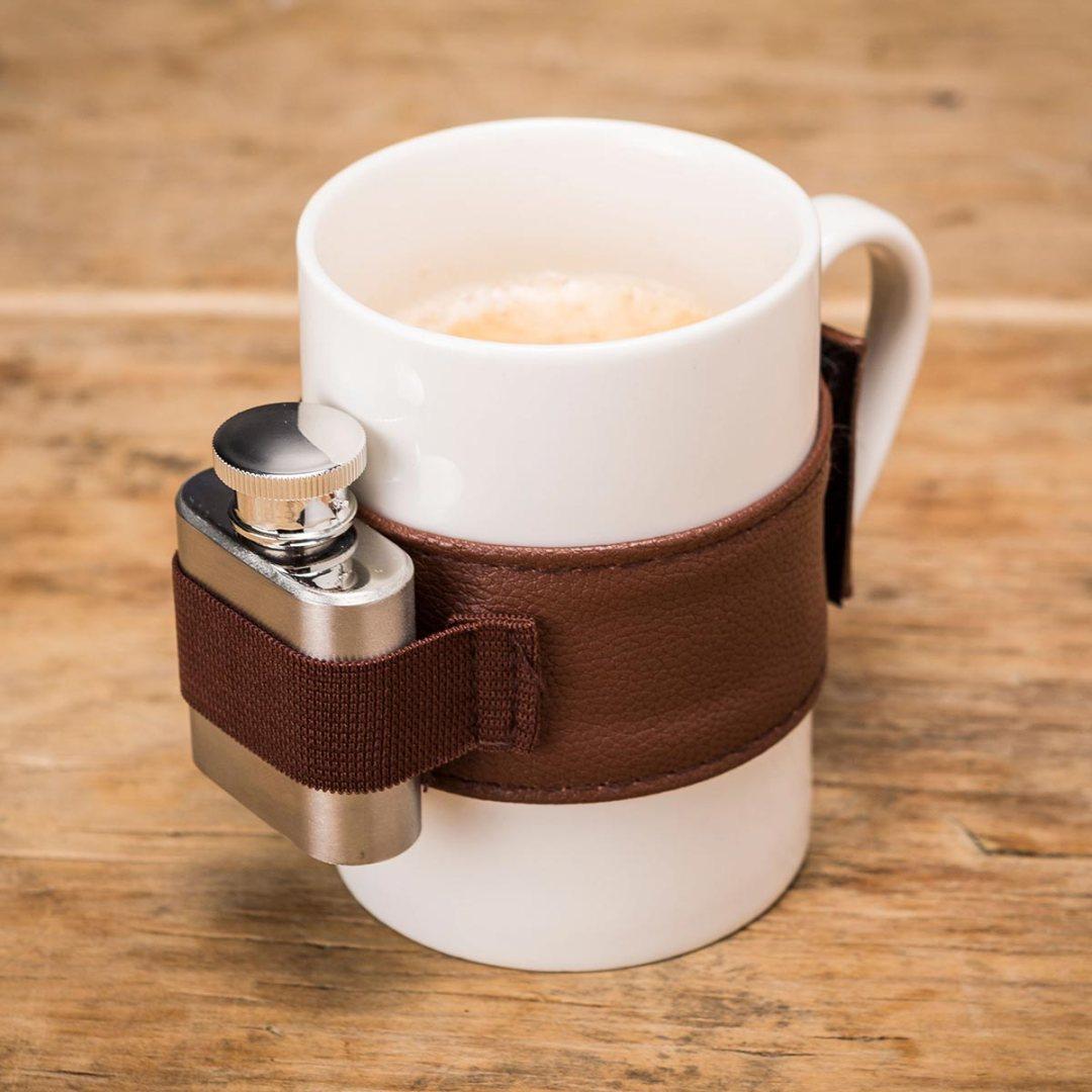 Kaffeetasse mit Extra Schuss