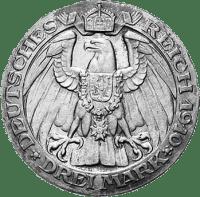 silver-three-mark-coin-1910