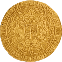 undated-gold-sovereign-Henry-VII-