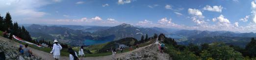 Zwolferhorn view