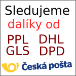 Sledujeme doručení balíků od přepravních společností – Česká pošta, DHL, DPD, PPL, GLS – kdy balík dostanu?