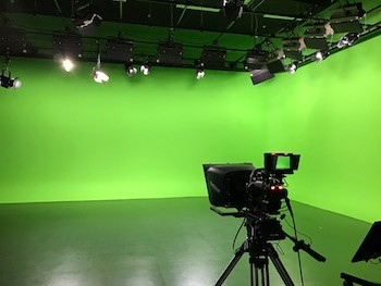 high tech tv studio ready for primetime