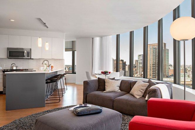 Luxury High Rise Apartments In Boston