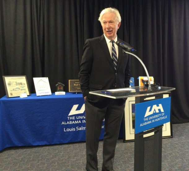 Bud Cramer at UAH