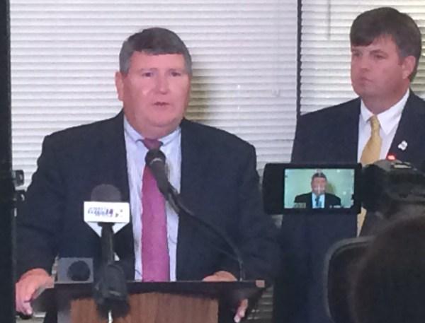 Bill Bailey DEPS announcement