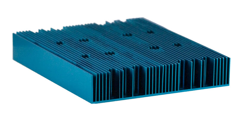 Machined Heatsink