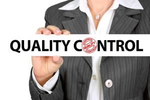 Radian Quality Control