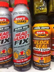 Block Seal and Gasket Fix