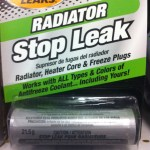 Radiator Leak Repair