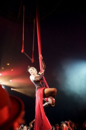 Trapeze Performance