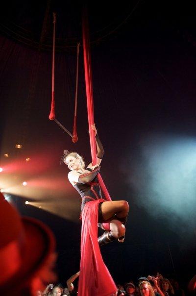 Trapeze Performance