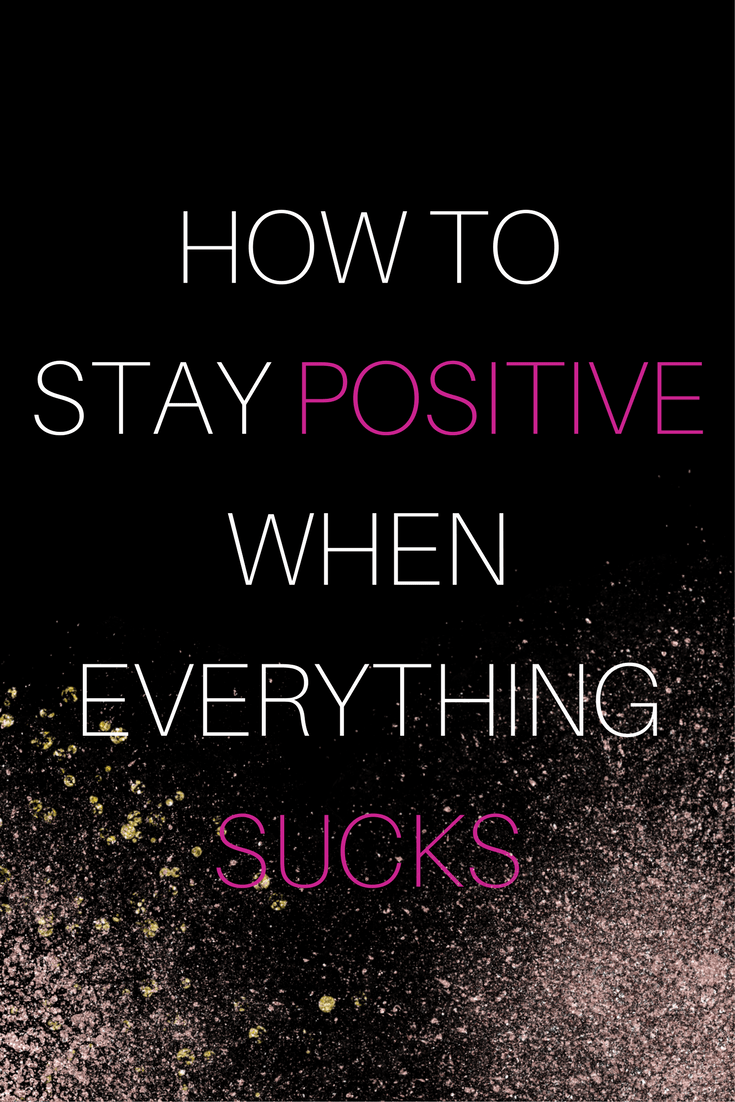 How to Stay Positive when You Have MS