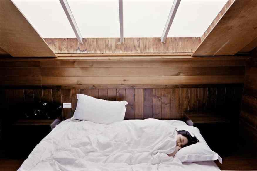 sleep hacks for mental health