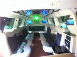 18-20pax Cadillac Escalade SUV