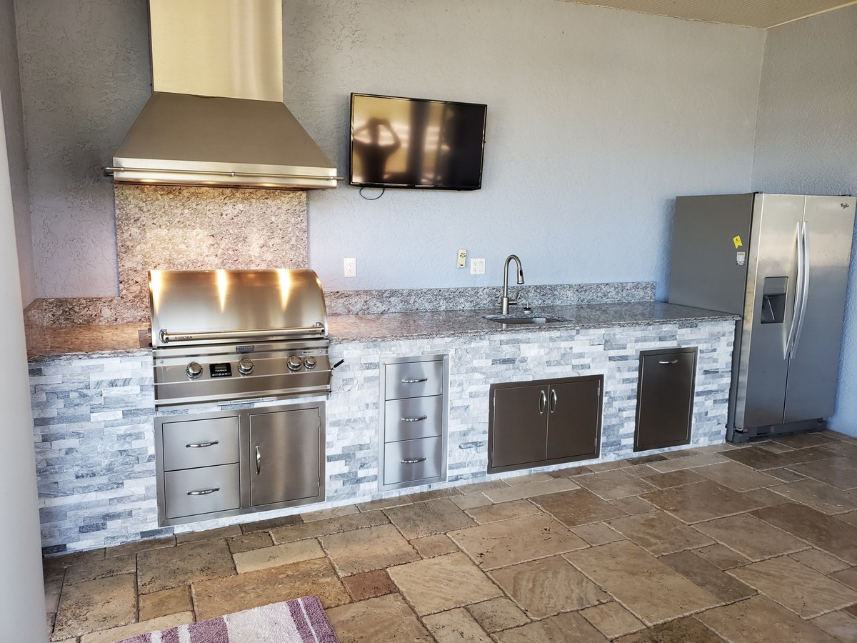 outdoor kitchens in lakewood ranch
