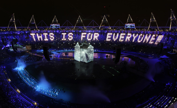 london 2012 everyone