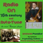 Antonio Mainenti – The 16th Century and Auto-Tune + Artificial Paradise
