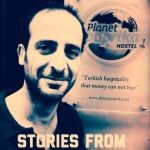Postcards from Istanbul by Adrian Shephard, part 2 – stories from planet paprika, interview with Seraj Alfata