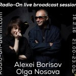 Olga Nosova and Alexei Borisov, Interview + short live sets