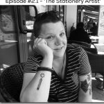 Jade on Jade, episode two – The Stationery Artist