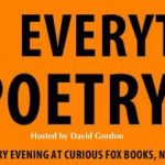 Isn't everything poetry? Readings with Ken Shakin, Robert Stastny, Ida Loggert and many anonymous others