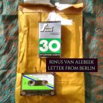 Rinus Van Alebeek – Letter from Berlin