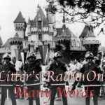 Lord Litter's Radio On Show  (Many Words)