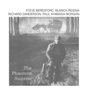 aural detritus The Phantom Sunrise sleeve