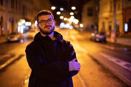 ,,Filmy se zabývají svobodou každého z nás,'' míní ředitel festivalu queer filmu Pavel Bicek
