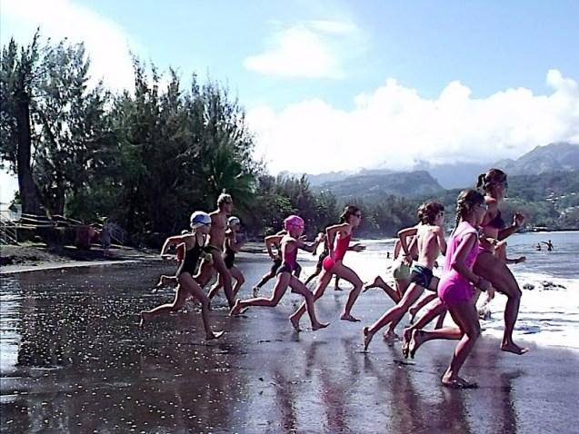 Triathlon Famille 2010