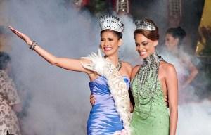 Mehiata Riaria, Miss Tahiti 2013 © Cédric VALAX