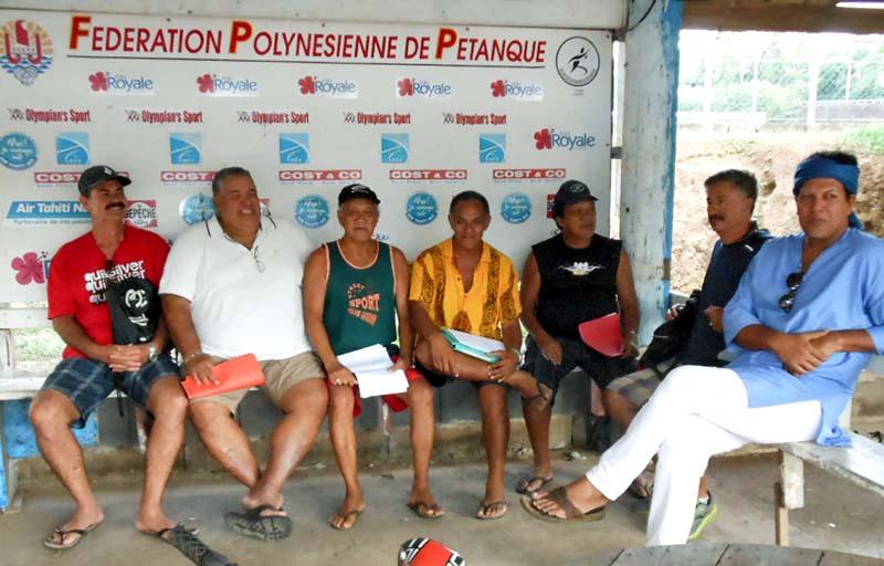 La tension monte au sein de la Fédération polynésienne de pétanque © Vaite URARII-PAMBRUN