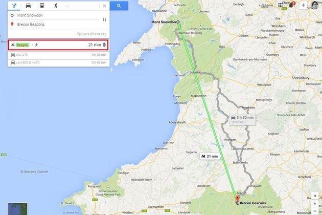 Game Of Thrones S Invite Dans Google Maps Radio1 Tahiti