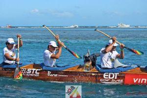 EDT Va'a remporte l'OPT Marara Race 2014