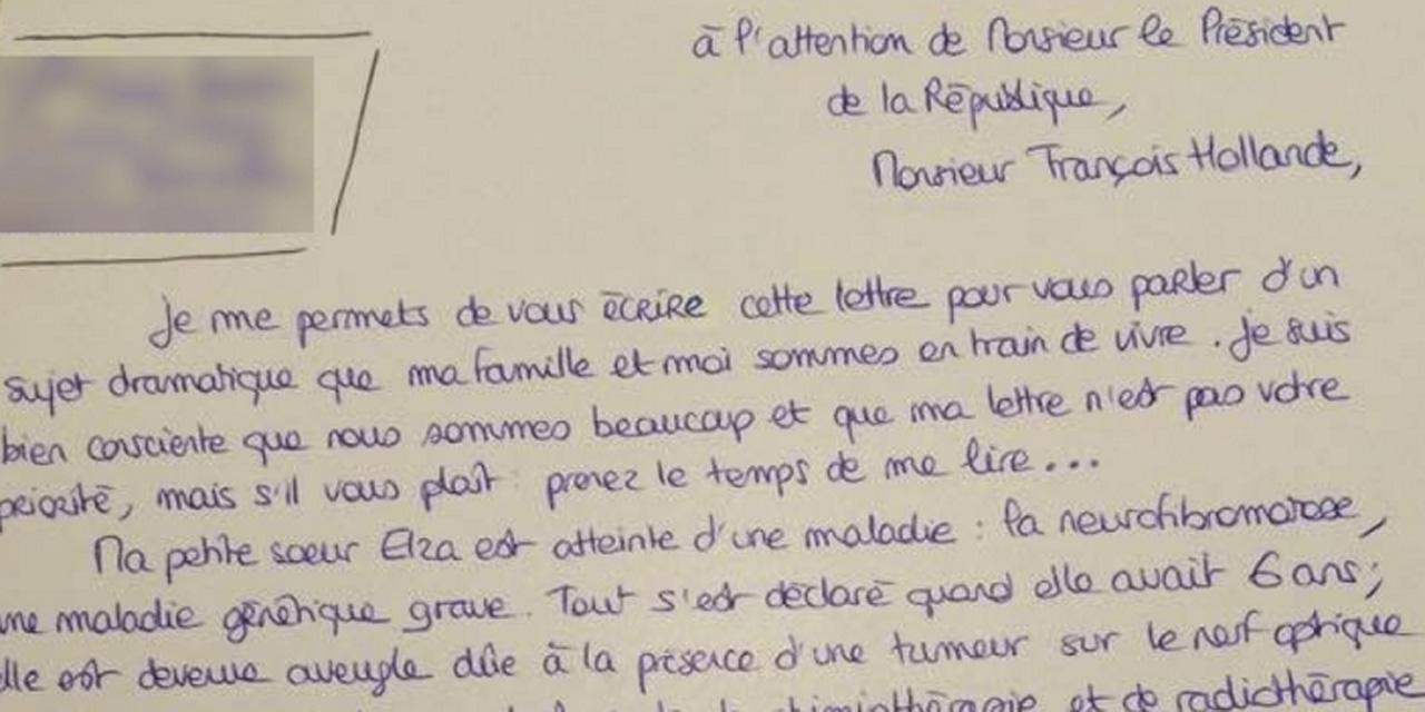 Monsieur Hollande Je Voudrais Que Ma Sœur Parte