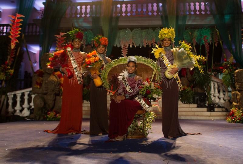 Miss Tahiti 09