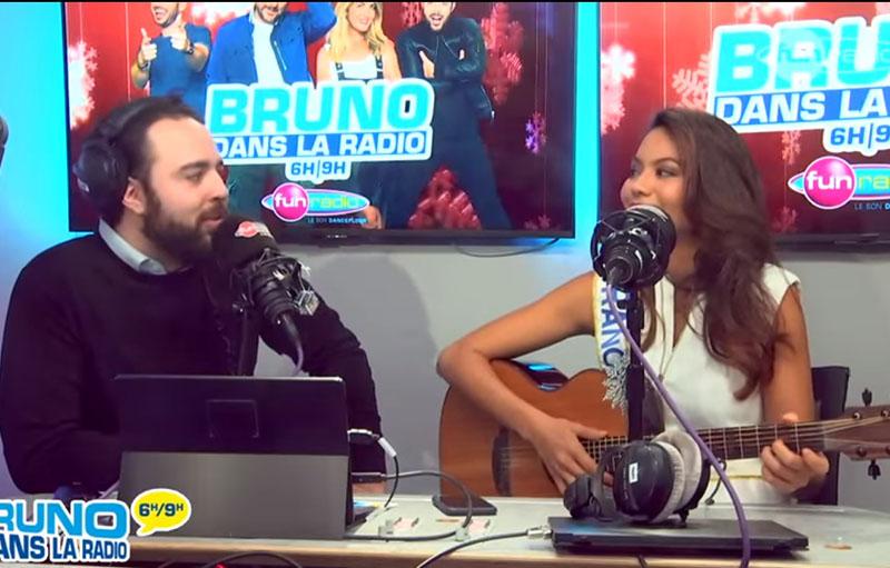 Miss France Guitare Fun Radio : vaimalama chaves fait le buzz la guitare radio1 tahiti ~ Pogadajmy.info Styles, Décorations et Voitures