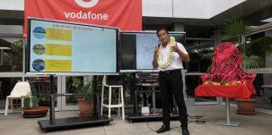 Patrick Moux Vodafone