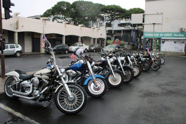 Tahiti Harley Riders